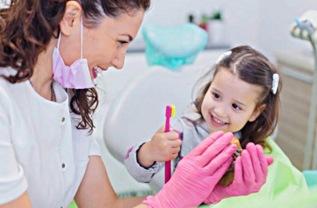 Odontopediatría Clínica Dental Agullo Vilaro. Tu odontólogos de confianza en Tenerife
